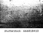 metal texture with scratches... | Shutterstock . vector #666818410