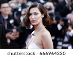 cannes  france   may 17  bella... | Shutterstock . vector #666964330