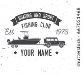 Boating And Sport Fishing Club...