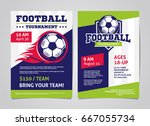 football  soccer tournament... | Shutterstock .eps vector #667055734
