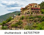 Jerome  Arizona Usa   April 27  ...