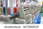 Embroidery Machine With...