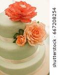 Small photo of Cake decoration