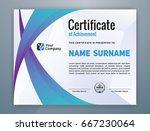 multipurpose modern... | Shutterstock .eps vector #667230064