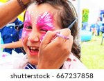 Face Painting  Artist Painting...