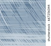 abstract pattern with grey... | Shutterstock .eps vector #667256344