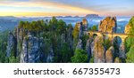 Bastei Bridge Saxon Switzerland - Fine Art prints