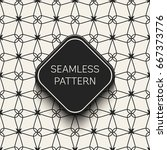 abstract concept vector... | Shutterstock .eps vector #667373776