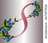 very high quality original... | Shutterstock . vector #667397026