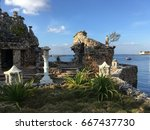 caribbean | Shutterstock . vector #667437730