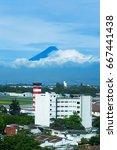 guatemala city   june 12  2017. ... | Shutterstock . vector #667441438