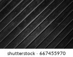black wooden boards. timber... | Shutterstock . vector #667455970