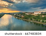 bratislava slovakia may 23 ...   Shutterstock . vector #667483834
