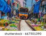 samut sakorn   april 10   photo ... | Shutterstock . vector #667501390