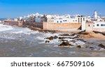 Essaouira Ramparts Aerial...