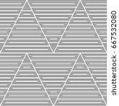 blocks wallpaper. repeated...   Shutterstock .eps vector #667532080