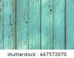 background of vertical rustic... | Shutterstock . vector #667572070