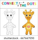 children's educational game for ... | Shutterstock .eps vector #667667050