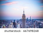 new york city   june 24  2017   ... | Shutterstock . vector #667698268
