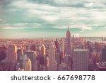 new york city   june 24  2017   ... | Shutterstock . vector #667698778