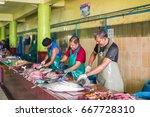 male  maldives   june 8  2017 ...   Shutterstock . vector #667728310