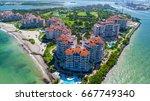 Fisher Island, South Beach, Miami Beach, Florida. USA.