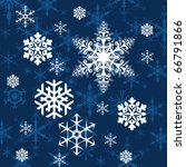christmas background | Shutterstock . vector #66791866