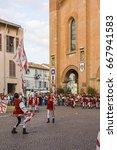 alba  piedmont  italy   october ...   Shutterstock . vector #667941583