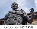 julius caesar | Shutterstock . vector #668115844