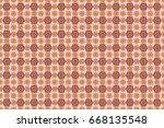 Geometric Circle Raster Elemen...