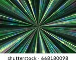 Background Radiation Cyber Green