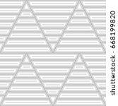 blocks wallpaper. repeated... | Shutterstock .eps vector #668199820