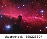 Horsehead Nebula Or Barnard 33...