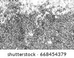 black and white abstract grunge ... | Shutterstock . vector #668454379