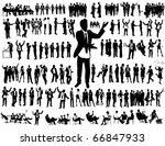 business people | Shutterstock .eps vector #66847933