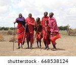 Masai Mara  Kenya   Africa  ...