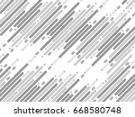 graphic oblique line and circle ... | Shutterstock .eps vector #668580748