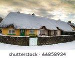 Traditional Irish Cottage At...
