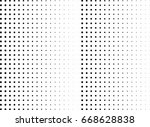 abstract halftone dotted... | Shutterstock .eps vector #668628838