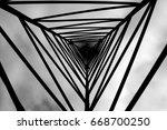 tower | Shutterstock . vector #668700250