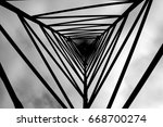 tower | Shutterstock . vector #668700274