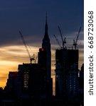 new york  ny  usa   february 6  ...   Shutterstock . vector #668723068