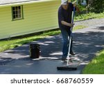 do it yourself home maintenance.... | Shutterstock . vector #668760559