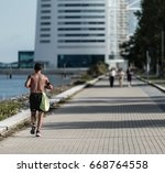 emerging science suggests there ...   Shutterstock . vector #668764558