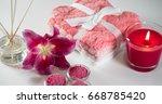 spa. | Shutterstock . vector #668785420