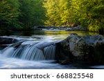 Mountain Stream  Greenbrier ...