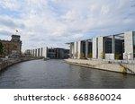 berlin | Shutterstock . vector #668860024