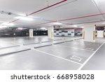 Underground Parking Place.