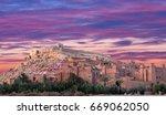 Panorama Of Ait Benhaddou...