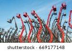 ancenis  france  june 15  2017. ...   Shutterstock . vector #669177148